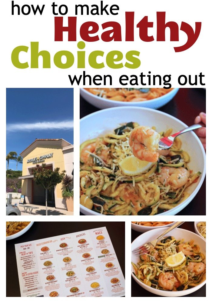 How to Make Healthy Choices When Eating Out   Good Cheap Eats