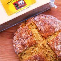 Irish Soda Bread & Dubliner Cheese