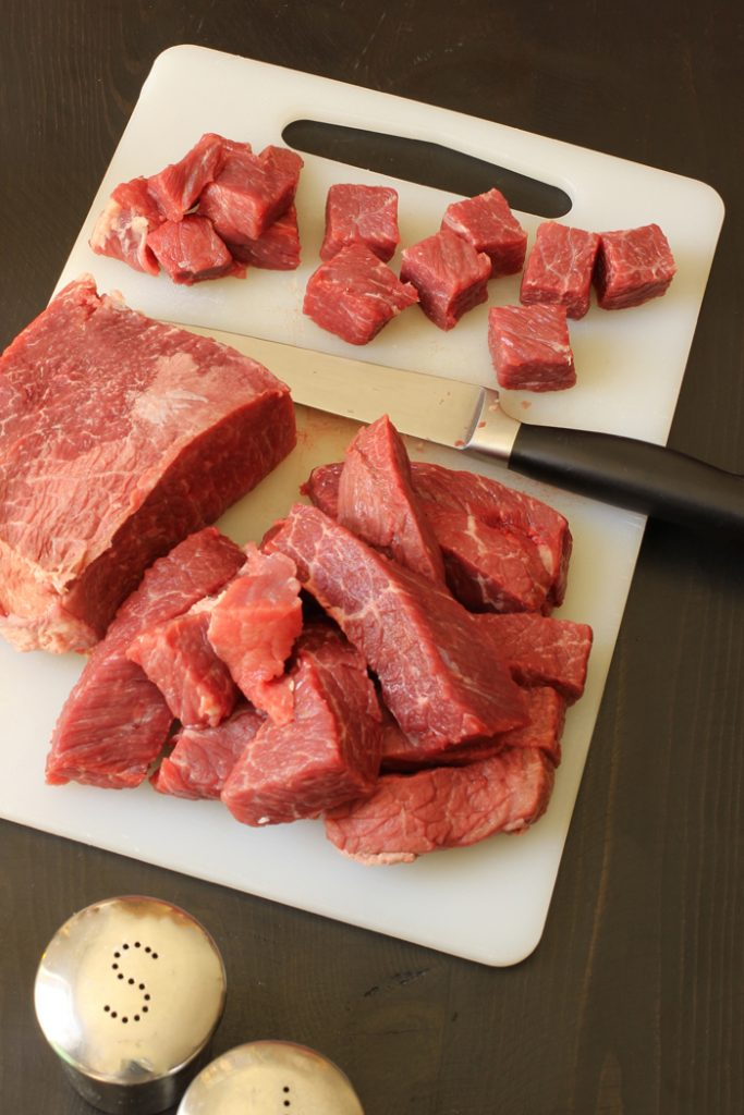 beef cubes for irish stew