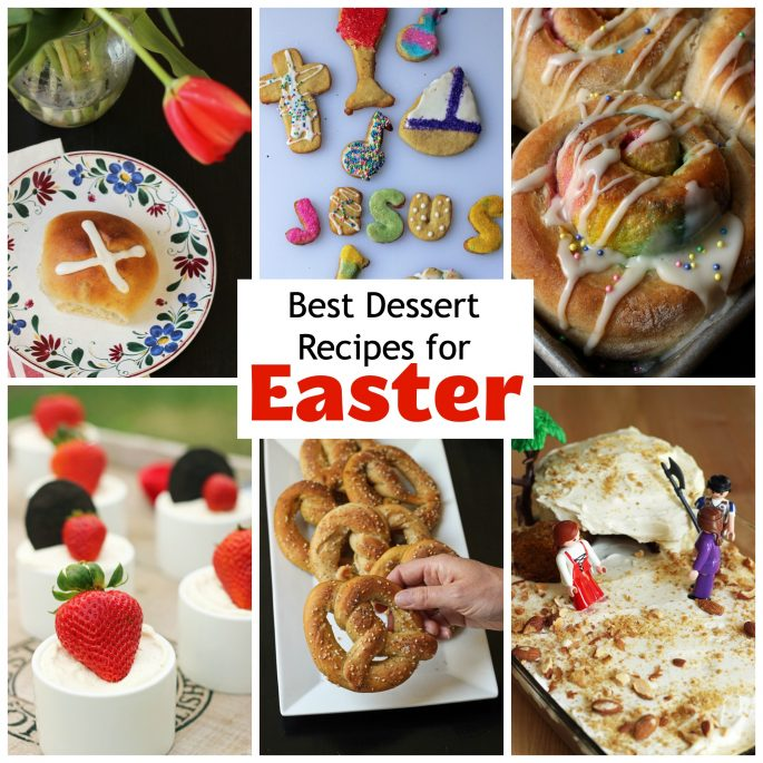 Best Dessert Recipes for Easter