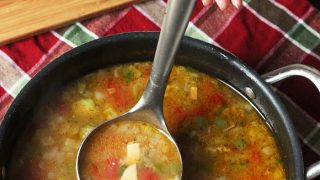 Chicken Gumbo Soup – Better Than the Can