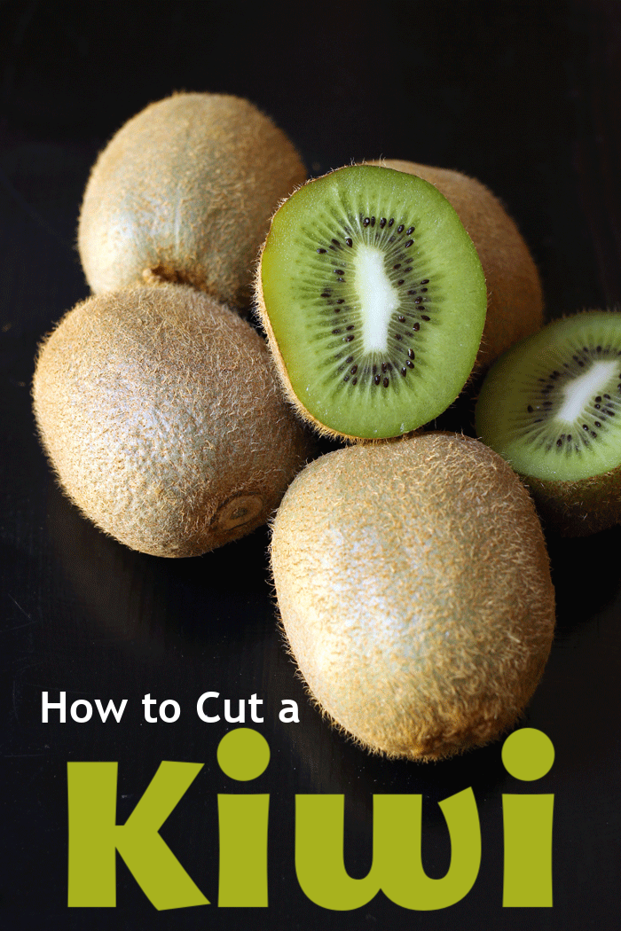 How to Cut Kiwi | Good Cheap Eats