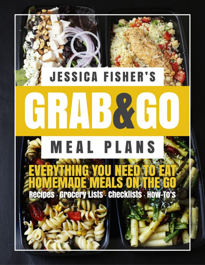 cover of Grab & Go Meal Plans