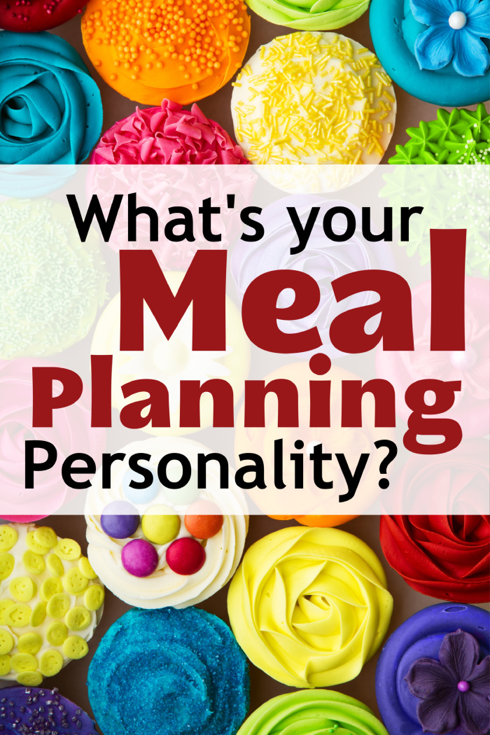 Meal Plan Personality Quiz