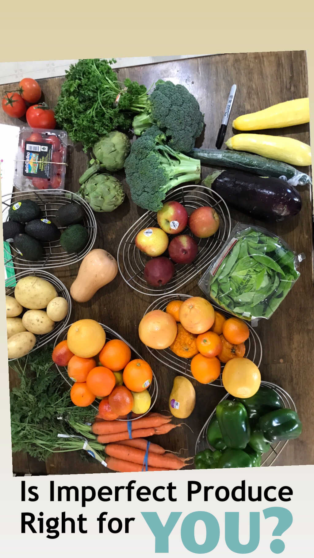 The Scoop on Imperfect Produce   Good Cheap Eats