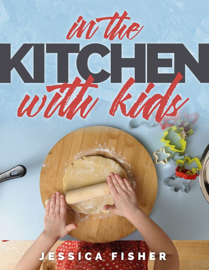 cover image of in the kitchen with kids