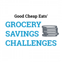 logo for grocery savings challenges