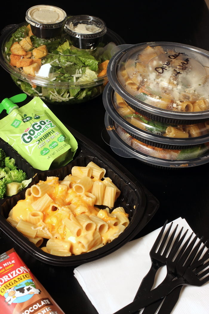 to go boxes from noodles company