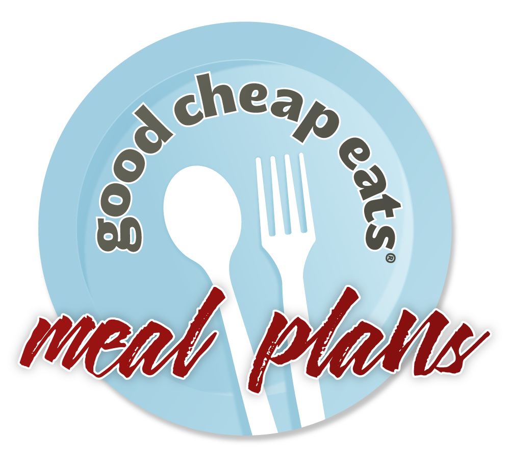 Good Cheap Eats Meal Plans
