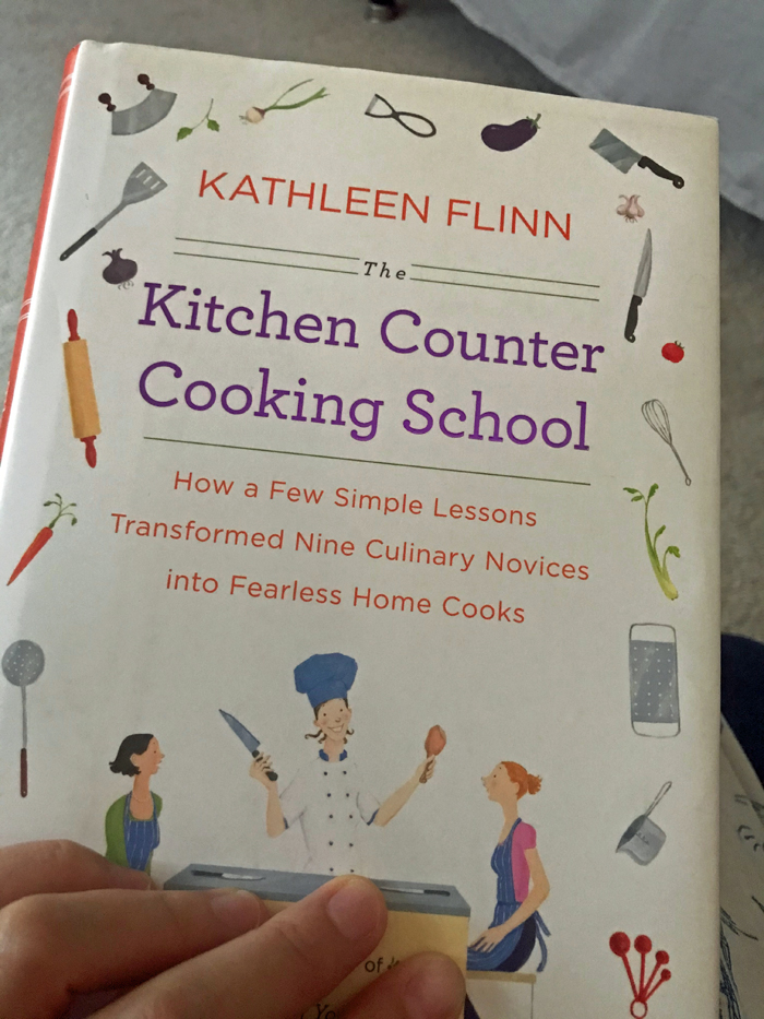 cover of Kitchen Counter Cooking School