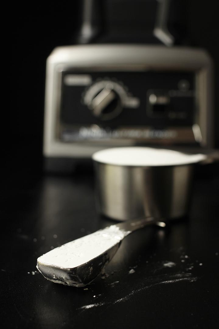 ingredients to make powdered sugar