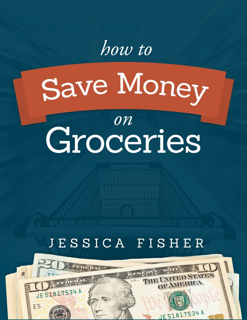 cover image of how to save money on groceries