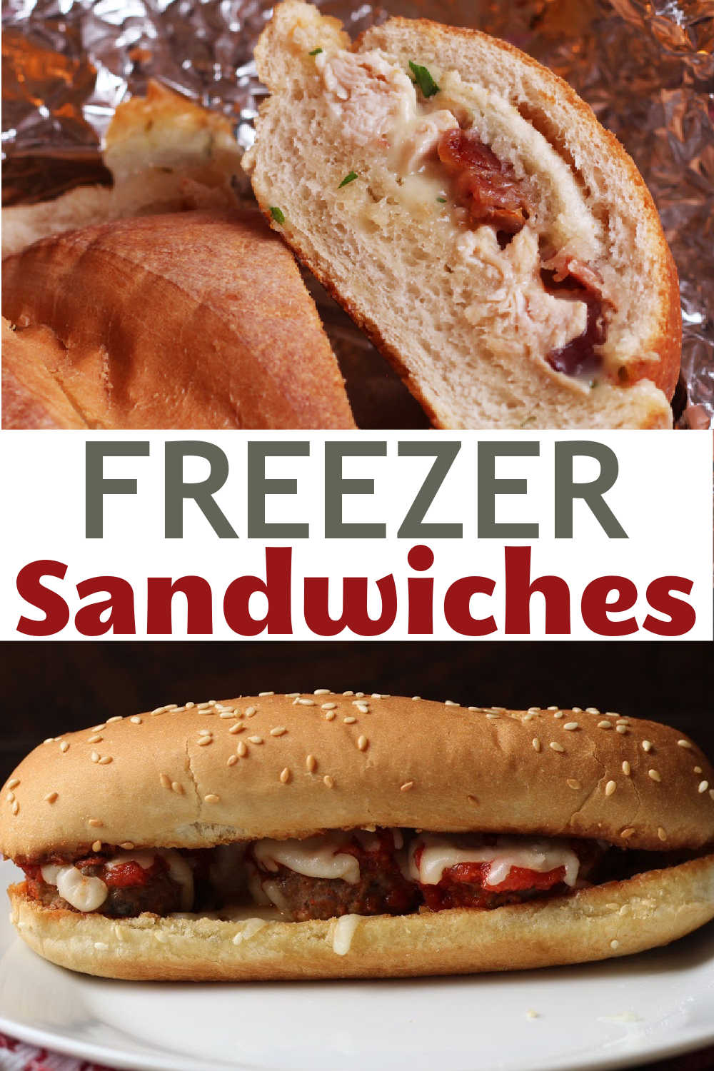 pinnable image of freezer sandwiches