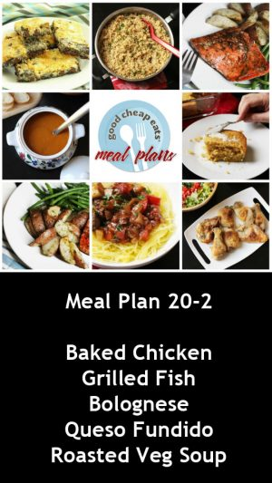 banner ad for 20-2 meal plan