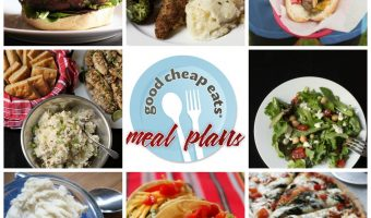 collage of meal plan 20-11 meals