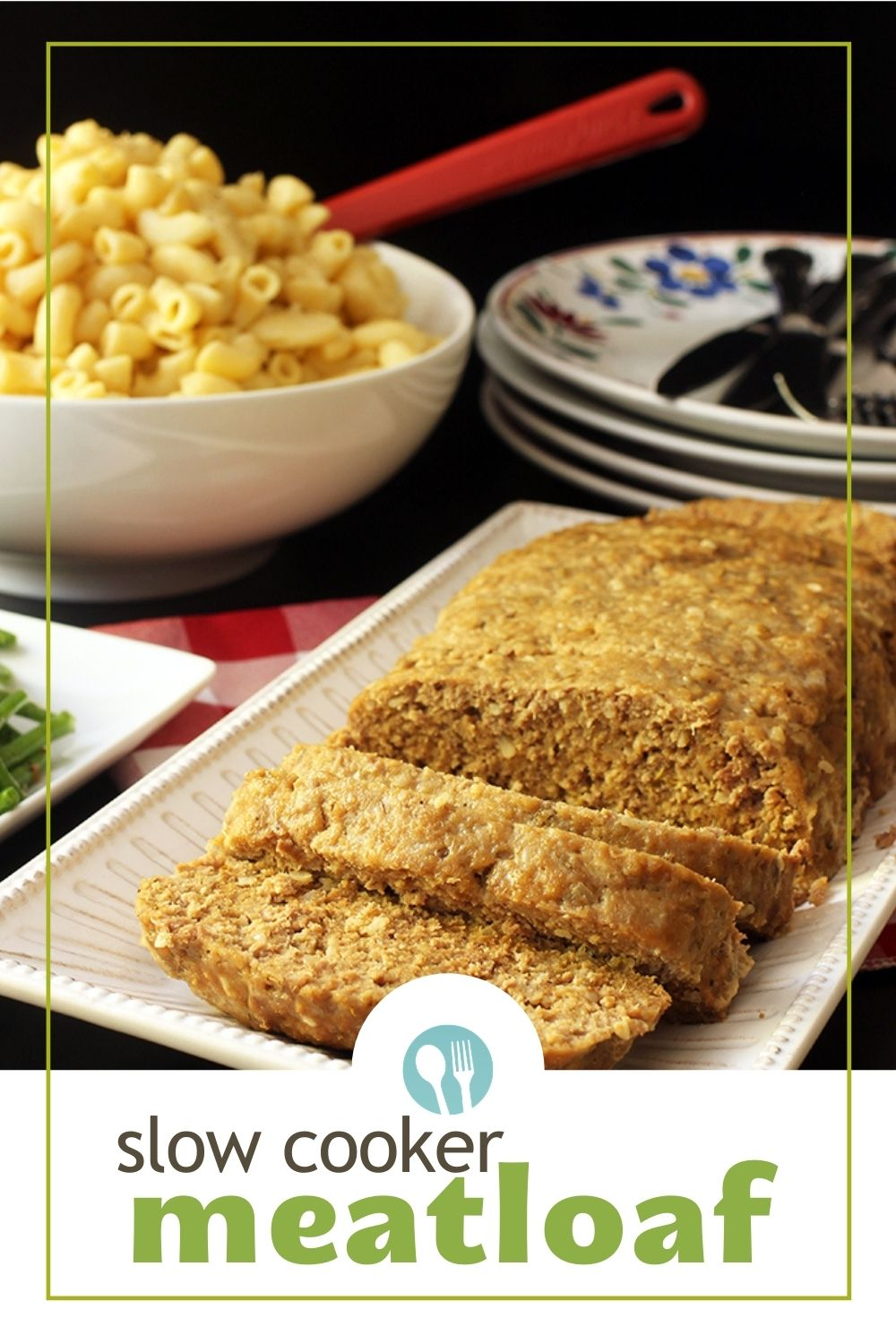 PIN for Slow Cooker Meatloaf