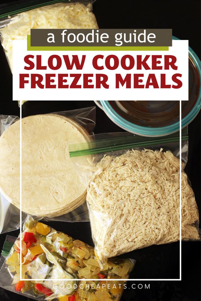 Slow Cooker Freezer Meals PIN