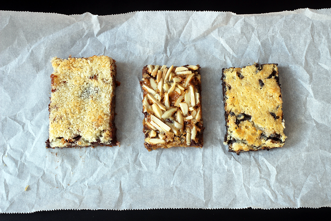 different types of magic bars