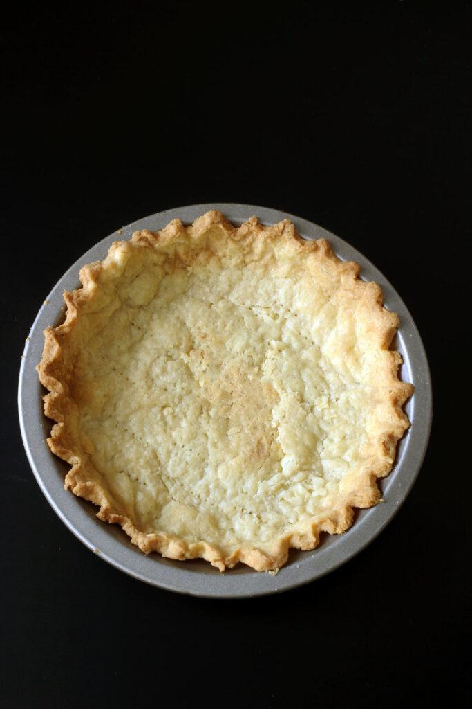 empty pie shell