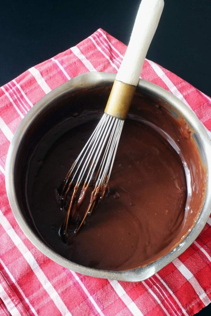 finished pudding